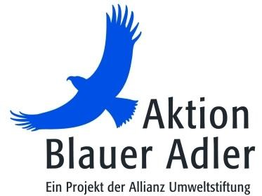 Blauer Adler